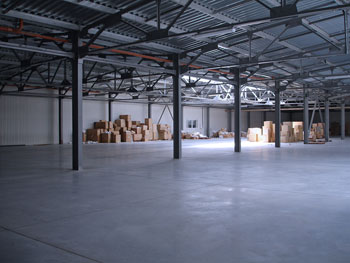 Factory Alkyd Floor